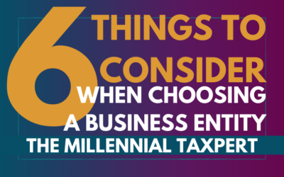 How to Choose a Business Entity | 6 Things to Consider