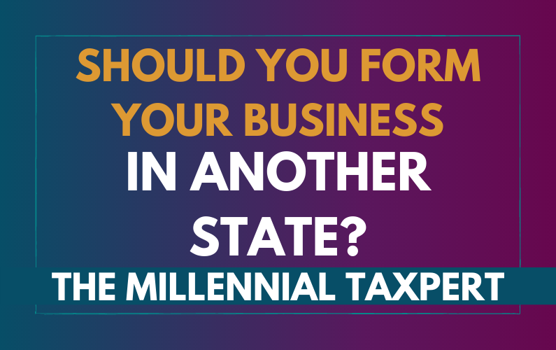 Should You Form Your Business in Another State?