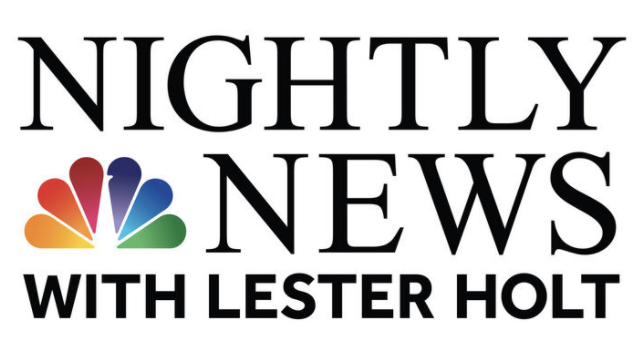 NBC Nightly News with Lester Holt logo